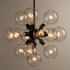 Diy Chandelier Lamp Chandeliers Light Bulb Cluster Chandelier Diy Light Bulb