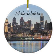 philadelphia ornaments keepsake ornaments zazzle