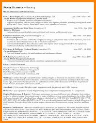 Federal Government Resume Examples 8 Sample Government Resumes Sap Appeal