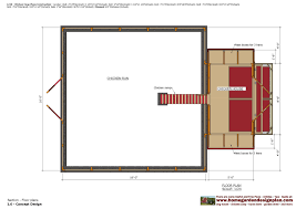 home garden plans l210 chicken coop plans construction
