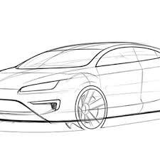 41 best car sketches by car design academy images on pinterest