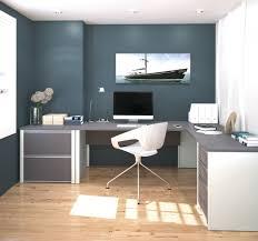 modern l shaped office desk modern slate sandstone single pedestal l shaped desk with included