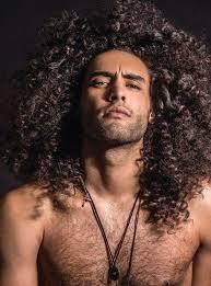 Frisuren Lange Lockige Haare by Haarfrisuren Fuer Maenner Afro Frisuren Natuerliche Locken