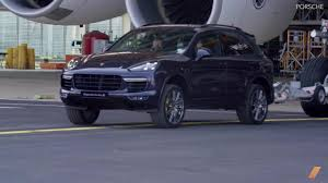porsche suv blacked out 2019 porsche cayenne review porsche adds a little pepper to its