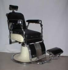 fauteuil de coiffeur intérieur déco