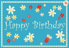 send a birthday card on facebook for free online birthday card