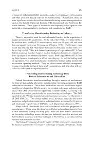 Technology Transfer Resume Annex Ii Case Studies In Technology Transfer Technology