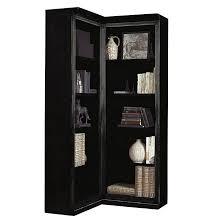 corner bookcase tuscan corner bookcase ballard designs