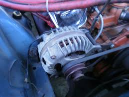 alternator replacement with gm type for b bodies only classic