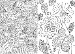 coloring book the mindfulness colouring book anti stress therapy for busy