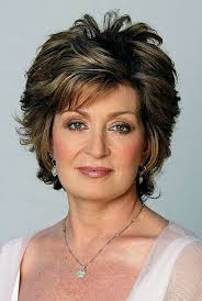 Photos Of Short Haircuts For Older Women Short Haircuts Haircut