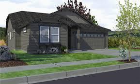daylight basement homes 2956 daylight basement home in bend hayden homes