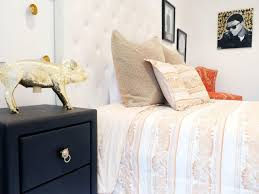 Versace Bedroom Furniture 14 Fashion Forward Rooms For Every Design Lover Hgtv U0027s