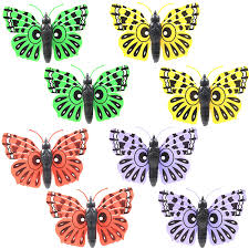 8x large butterfly garden wall decoration outdoor home patio