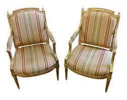Louis Seize Chair Fauteuils Louis Etsy