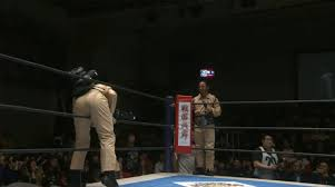 ghost busters halloween the elite u0027s ghostbusters njpw entrance was the best part of halloween