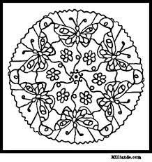 animal mandalas coloring pages hop off for printable animal 696