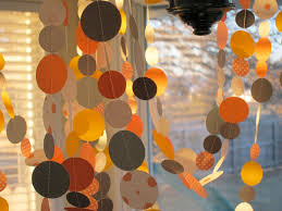 Halloween Paper Garland by 37 Diy Paper Garland Ideas Guide Patterns