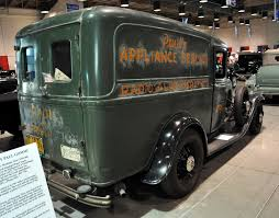 Antique Ford Truck Models - 1932 panel delivery paul gomni 1932 1934 ford panel trucks