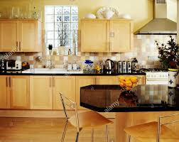 granite countertop display kitchen cabinets beautiful