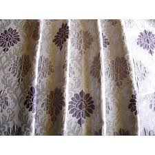 Upholstery Fabric For Curtains Lavender Damask Curtain Fabric Upholstery Fabric Curtain Panels