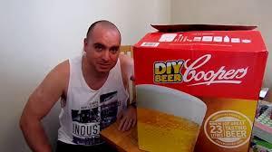 the coopers diy beer kit