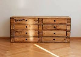 Dresser Diy Best 25 Pallet Dresser Ideas On Pinterest 2 Drawer Tower Unit