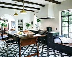 carrelage noir et blanc cuisine cuisine carrelage noir et blanc cuisine blanche carrelage noir