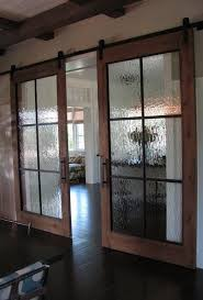 Home Decor Glass A Gallery Of Sliding Barn Door Designs And Inspirations Rustic