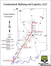Indiana Road Conditions Map Products Pipeline Map