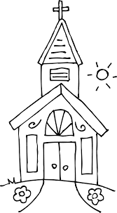 church coloring pages nywestierescue