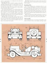 wooden sports car plans u2022 woodarchivist