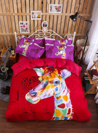 online buy wholesale giraffe bed cover from china giraffe bed