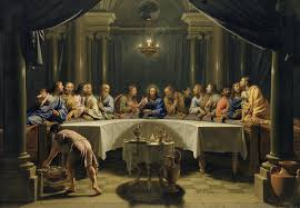 last supper painting the last supper by jean baptiste de champaigne