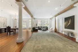 nyc loft living york alcove studio loft apartment living room