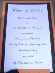 exles of wedding program wording high school graduation party invitations wording exles