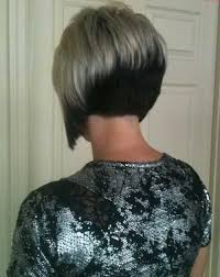 inverted bob hairstyle pictures rear view short inverted bob haircuts back view with regard to beauty