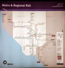 The L Train Map New L A Metro And Socal Regional Rail Map Just Released