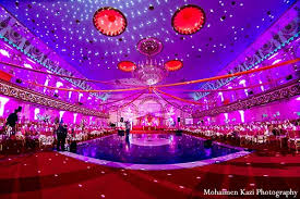 indian wedding planners nj reception in edison nj indian wedding by mohaimen kazi