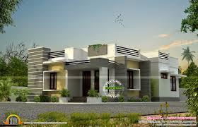 kerala home design flat roof elevation home plan small house kerala design floor plans ideas front