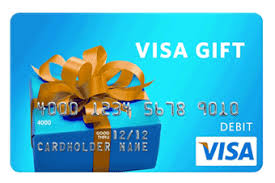 15 gift cards visa card giveaway