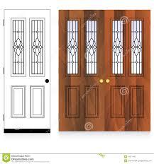 vector door design stock photos image 12277143