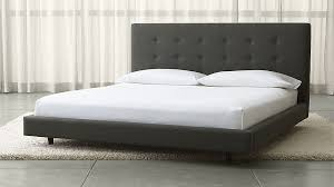 Will A California King Mattress Fit A King Bed Frame Tate California King Upholstered Bed 45 In Beds Headboards