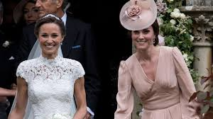 kate and pippa middleton define sister goals at each other u0027s