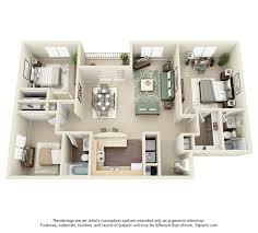apartments 3 bedroom best three bedroom apartments floor plans with three bedroom