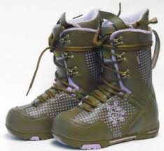 used womens boots size 9 silence s snowboard boots size 9 mondo 26 used ebay