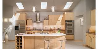 Natural Wood Kitchen Cabinets by Marvelous Natural Birch Kitchen Cabinets Natural Red Birch Full