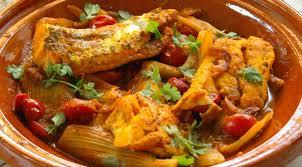 cuisiner à la cocotte minute recette originale du tajine de poisson marocain à la cocotte minute