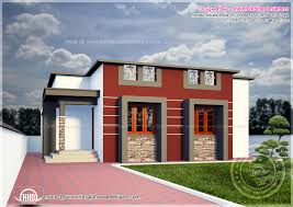 latestsingle floor house plans bhk independent single story also