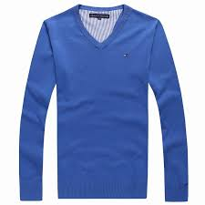 hilfiger sweater mens hilfiger s pacific v neck sweater royal at the cheap and